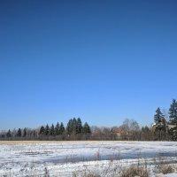 Последний снег :: Марина Птичка