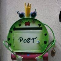 PRO  ящики почтовые ... :: Алёна Савина
