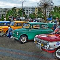Выбирая машину на всю жизнь.... :: Vladimir Semenchukov