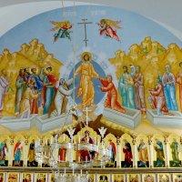 Собор Сергия Радонежского в Троице-Сергиевом Варницком монастыре :: Александр Чеботарь