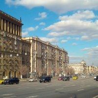 Кутузовский проспект :: Денис Масленников