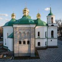 Церковь Спаса на Бересте :: Олег