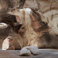 Пещеры Бейт-Гуврина. :: Валерий Готлиб