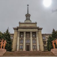 Луганск. Дом техники МУП :: Дина Горбачева