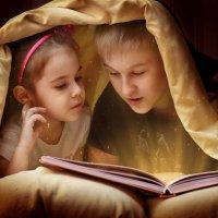 Сказка на ночь :: Любовь Лушпай