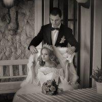 Свадьба Антона и Юлии :: Андрей Молчанов