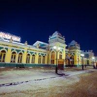 Вокзал Иркутск :: Юрий Лобачев