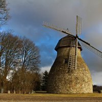 Ветряная мельница в Ааспере :: Marina Pavlova
