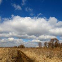 Дорога в облака :: Андрей Снегерёв