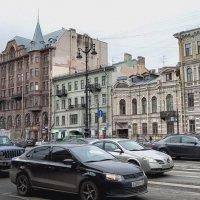 Любимый город!Не бывает прекрасней!!! :: Елена Вишневская