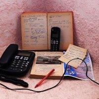 Давно это было - CDMA, телефонные справочники... :: просто Борисыч
