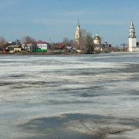 И тает лёд... :: Нэля Лысенко
