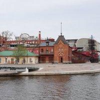Островок на Москве-реке :: Юлия