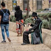 Иерусалим. У стен старого города :: Lmark