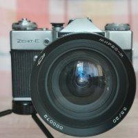 Мой объектив: МИР 20-М 3,5/20 КМЗ №000072. Год выпуска 1973. :: Виталий Виницкий
