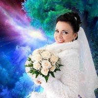 Свадебное фото :: Анатолий Клепешнёв