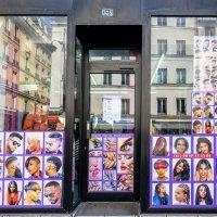 Новый Париж, новый парикмахер :: Георгий А