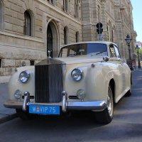 Rolls-Royce Silver Cloud :: Григорий