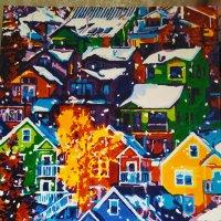 Зимняя Норвегия :: Татьяна Лютаева