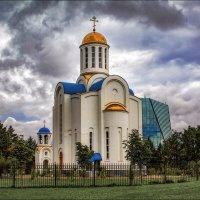Церковь Успения Пресвятой Богородицы :: Валентин Яруллин
