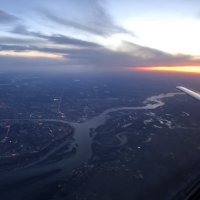 Течёт река Волга и река Ока. :: Alexey YakovLev