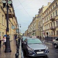 Прогулки по Питеру :: Liliya Kharlamova