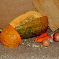 Овощные запасы :: Татьяна Лютаева