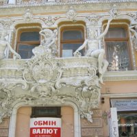 Здравствуй, любимая Одесса! :: Борис