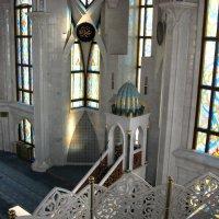 В мечети Кул Шариф :: Надежда