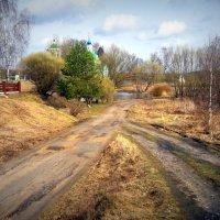 апрель на селе :: Любовь