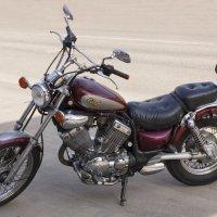 Мотоцикл. :: Андрей