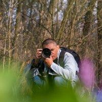 Фотограф в кадре. :: ALEXANDR L