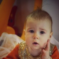 1 годик :: Елена Рива