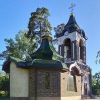 Церковь в Подмосковье :: Фотогруппа Весна-Вера,Саша,Натан
