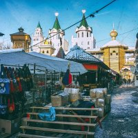 Блошиный рынок_3a :: Василий Цымбал