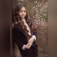 Шоколадный апрель :: Анжелика Веретенникова