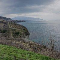 Черноморский пейзаж :: Ольга