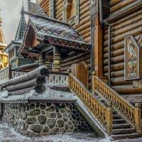 Пряничный кремль-10 :: Василий Цымбал