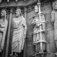 Апостолы реймсского собора :: Константин Подольский