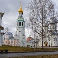 Весенний пейзаж. :: Олег Чернышев