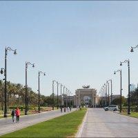 Дорога во дворец. :: Валерий Готлиб