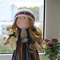 Кукла интерьерная :: Marina Pavlova