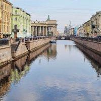 Санкт-Петербург, апрель 2021. Канал Грибоедова. :: Надежда Лаптева