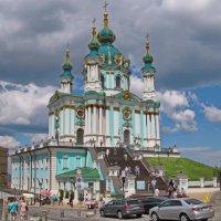Мои поздравления со Светлой Пасхой! :: Андрей K.