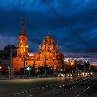 Свято-Троицкая церковь. :: Надежда