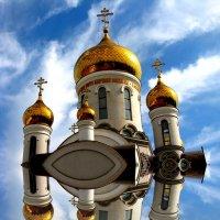 ОТРАЖЕНИЕ НЕБЕС :: Анатолий Восточный