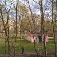 Мой город в конце апреля :: Елена Семигина