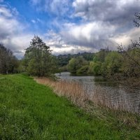 Вчера. прогулка вдоль реки../на легке/ :: igor G.