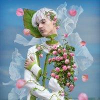 Роза с маленькими шипами :: Наталия Львова