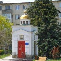 Часовня в честь Георгия Победоносца :: Александр Рыжов